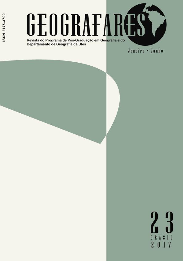 Visualizar Nº 23 (Janeiro - Junho/2017)