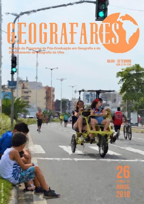 Visualizar n. 26 (2018): Geografares