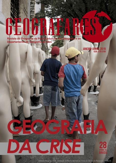 Visualizar n. 28 (2019): Geografia da crise