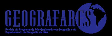 Revista do Programa de Pos-Graduação em Geografia e do Departamento de Geografia da Ufes