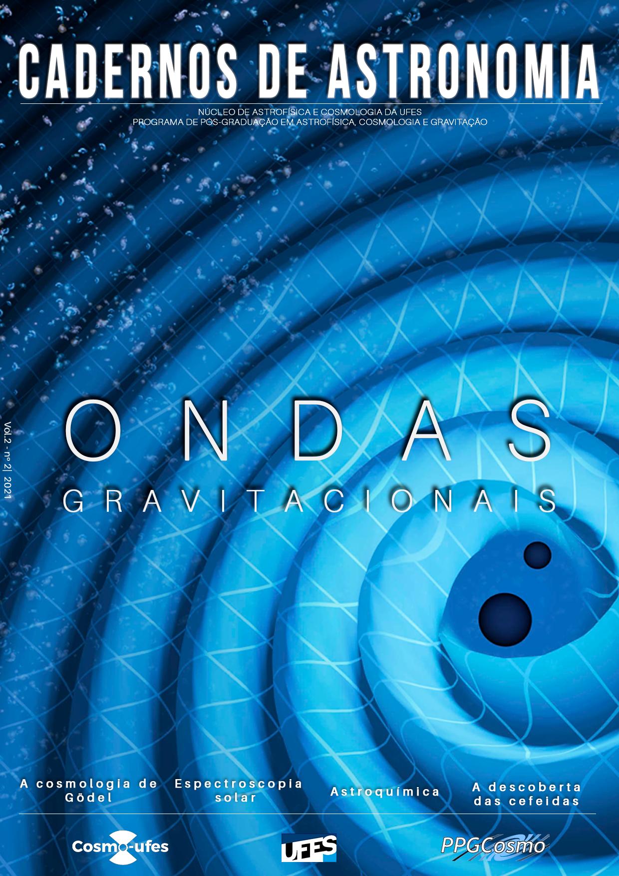 Visualizar v. 2 n. 2 (2021): Ondas Gravitacionais