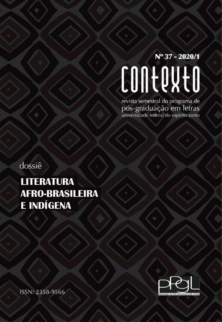 Visualizar n. 37 (2020): Dossiê LITERATURA AFRO-BRASILEIRA E INDÍGENA