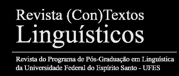 Revista Contextos Linguísticos
