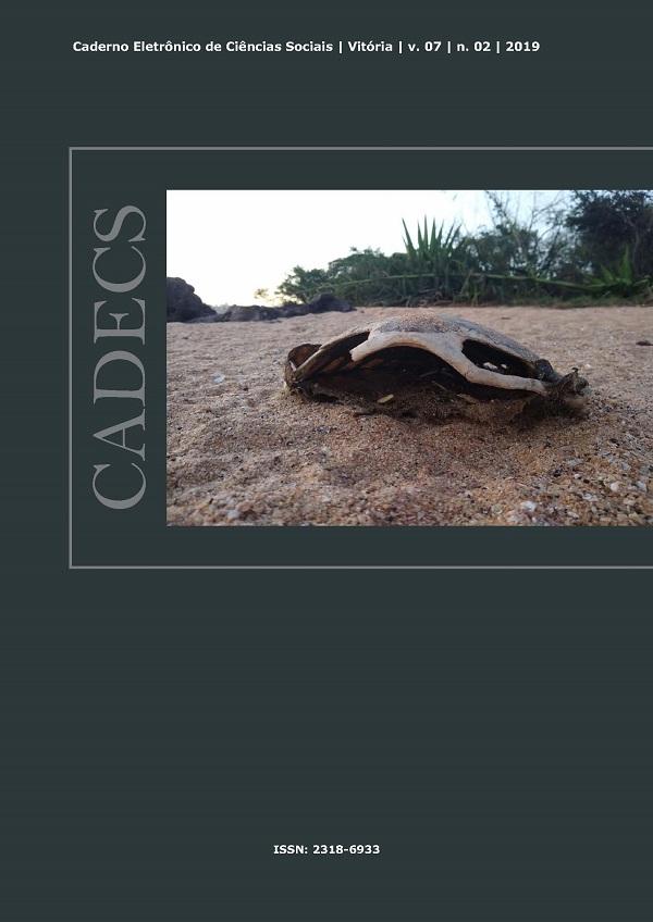 Visualizar v. 7 n. 2 (2019): Dossiê Animais e Antropologia
