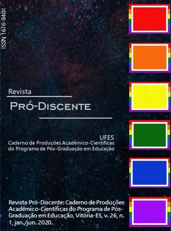 Visualizar v. 26 n. 1 (2020): PRÓ-DISCENTE