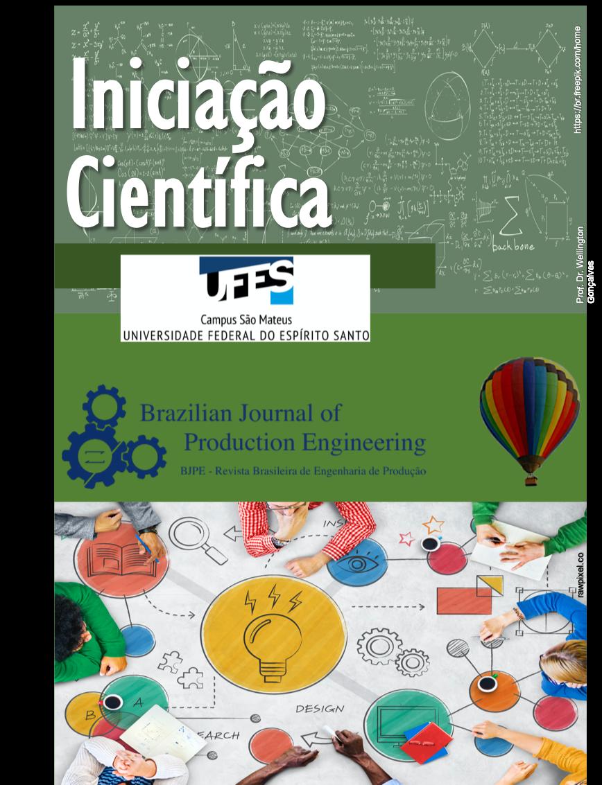 """Visualizar Volume 6 - Número 9 - Ano 2020/2021 - Edição Especial """"Iniciação Científica"""" (Outubro-Julho)"""