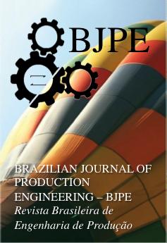 """Visualizar Volume 1 - Número 1 - Ano 2015 - Edição Especial """"I Workshop Engenharia de Produção"""" (Novembro)"""