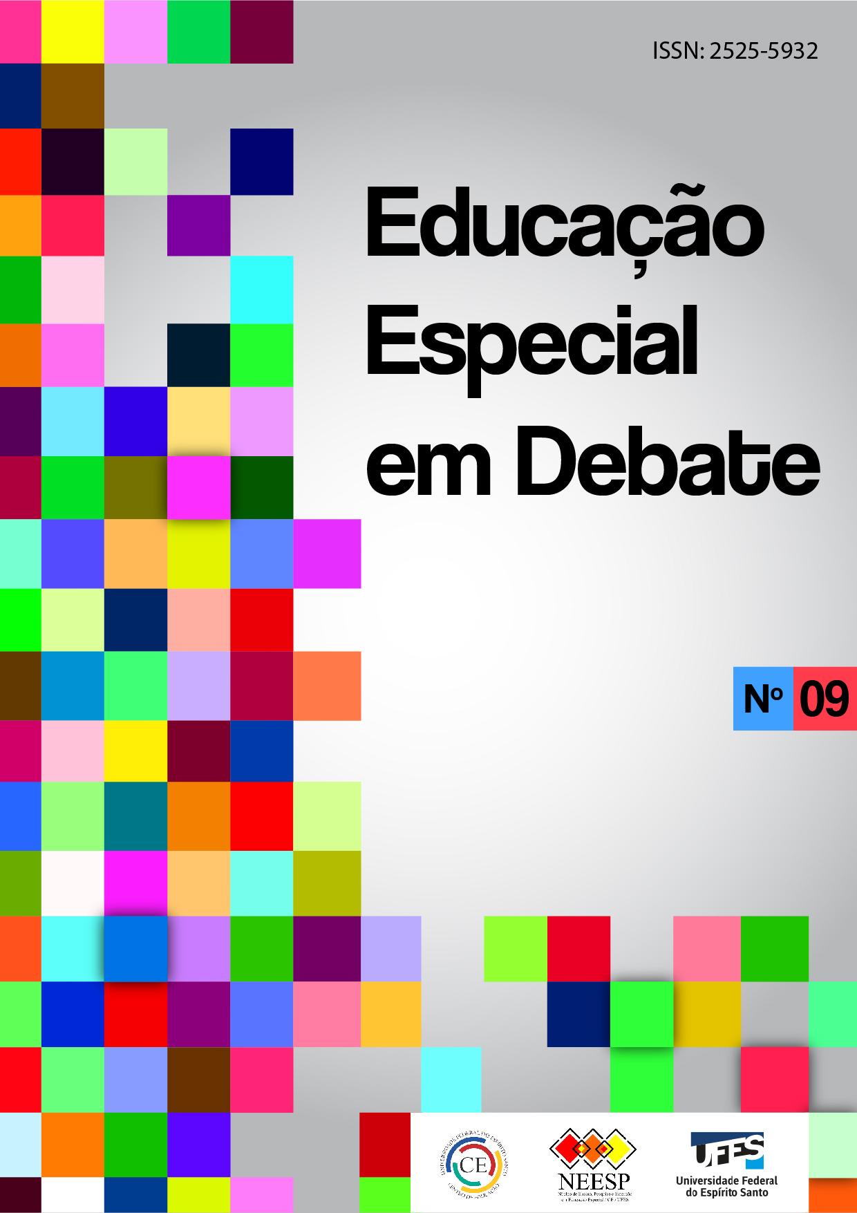 Visualizar v. 5 n. 9 (2020): Revista Educação Especial em Debate