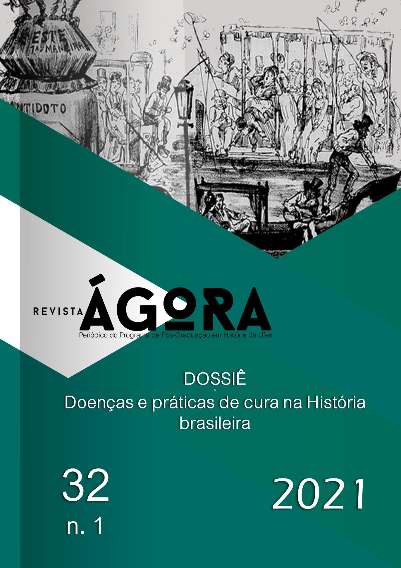 Visualizar v. 32 n. 1 (2021): Doenças e práticas de cura na História brasileira