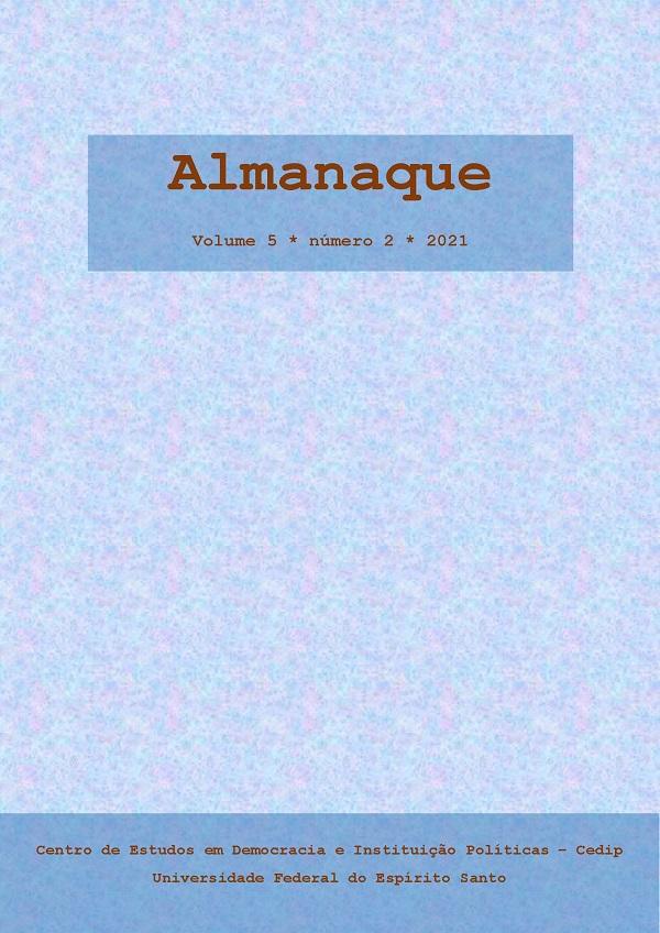 Visualizar v. 5 n. 2 (2021): Almanaque v. 5. n. 2