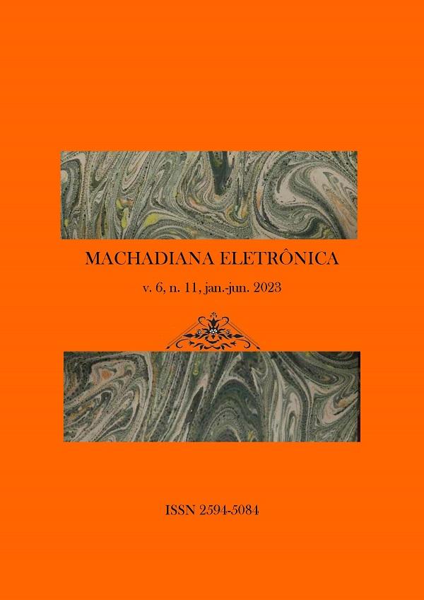 Visualizar v. 6 n. 11 (2023): Machadiana Eletrônica (Ahead of Print)