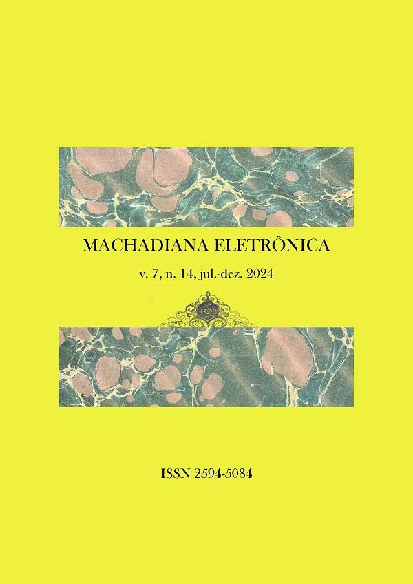 Visualizar v. 7 n. 14 (2024): Machadiana Eletrônica (Ahead of Print)