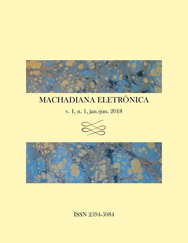 Visualizar v. 1 n. 1 (2018): Machadiana Eletrônica