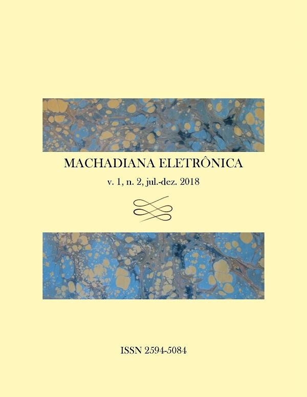 Visualizar v. 1 n. 2 (2018): Machadiana Eletrônica