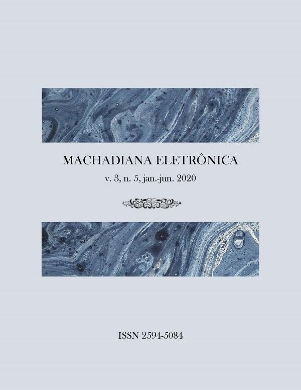 Visualizar v. 3 n. 5 (2020): Machadiana Eletrônica
