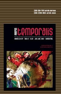 Visualizar v. 12 n. 23 (2012): Temporalis