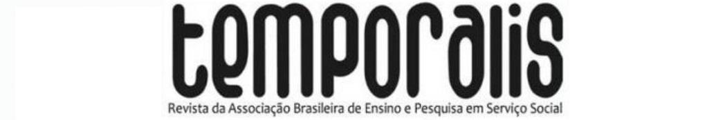 Revista da Associação Brasileira de Ensino e Pesquisa em Serviço Social